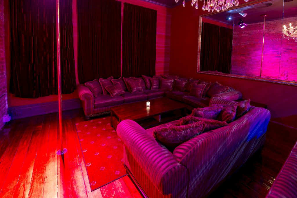 Vip Booths Amp Tables Candy Club