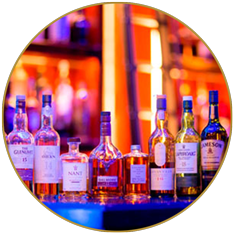 Whiskey Tastings at The Candy Club